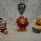 Disney's Christmas Ornaments