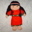 Rare Kamar Native American Rag Doll