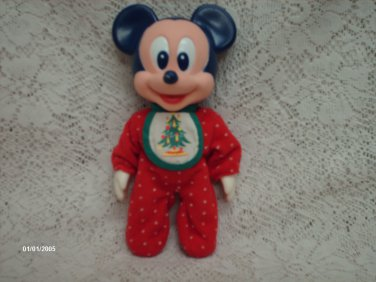 1984 Vintage ARCO Disney Mickey Mouse Doll