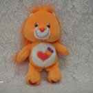 "2003 8"" BRAVE HEART LION CARE BEAR COUSINS PLUSH"