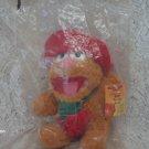 "1988 9"" Mcdonald's Muppets Baby Fozzie Bear plush"