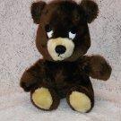 1976 Dakin brown bear plush