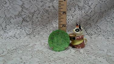 Mini Cow Tea Set