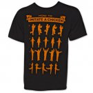 Arrested Development How To Imitate Chicken Tee Shirt Black
