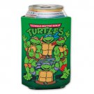 Teenage Mutant Ninja Turtles Can Koozie Green
