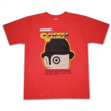 Clockwork Orange Shirt Red
