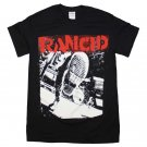 Rancid Boot T-Shirt Black