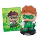 Green Lantern DC Comics Heroes Mini Figure Toy and Sticker Green
