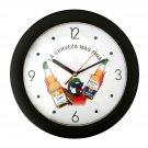 Corona Extra La Cerveza Plastic Wall Clock White
