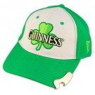 Guinness Shamrock Bottle Opener Hat Green
