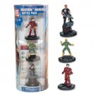 HeroClix 3 Pce Battle Pack - Iron Man, Iron Fist, & Punisher Black