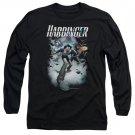 Harbinger 12 Long Sleeve T-Shirt Black