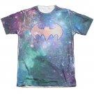 Batman Galaxy Sublimation T-Shirt White