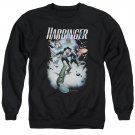 Harbinger 12 Crew Neck Sweatshirt Black