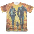 Quantum And Woody Fire It Up Sublimation T-Shirt White