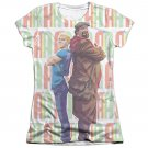Archer & Armstrong Unlikely Team Juniors Sublimation T-Shirt White