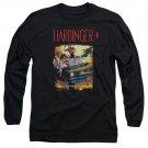 Harbinger Vintage Harbinger Long Sleeve T-Shirt Black