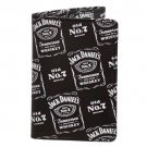 Jack Daniels Logos Wallet Black