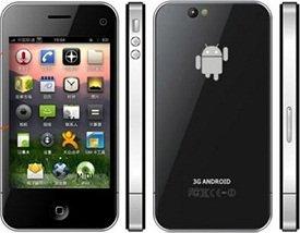 """3.5"""" HVGA A9000 Smartphone - 3G WCDMA GSM Dual Core"""