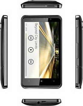 H7300 Wcdma 3G Smartphone MTK6573 4.3 inch Capacitive Wifi GPS Dual sim
