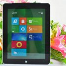 9.7 Inch Windows 7 Tablet PC 1.6GHz Intel Atom N2600 Dual Core 2G 32GB WiFi IPS Touch Camera HDMI