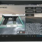 Dual Core RK3066 Android 4.0.4 Tablet PC Cortex A9 Quad Core GPU 9.7 Inch Dual Camera Bluetooth