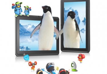 Camera Capacitive Kids Tablet Cheap Google Android 4.0.4 1.2GHz 4GB
