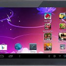 "Google Play Android 9"" Tablet PC Dual Camera Allwinner A13 8G Capacitive Touch"
