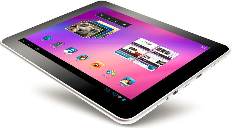 9in 8GB Dual Core Tablet PC Touchscreen 4.1 Infortmic Cortex A5 HDMI Camera WiFi