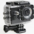 Action Camcorder Camera Helmet Sports DVR HD Waterproof WiFi 1.5 Inch 12MP 1080P Diving