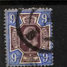 Great Britain 136 Edward used a04u