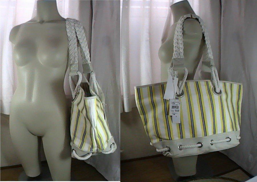 Authentic Vanessa Bruno XL Tote Bag, New