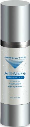 Absonutrix Anti-Wrinkle Hyaluronic Acid HA 60% Matrixyl 3000 2oz Collagen Serum