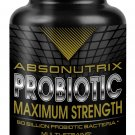 Absonutrix Probiotic Max live 50 Billion Per Capsule Multi Strains 100 Capsules