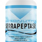 Absonutrix Serrapeptase 250,000 IU 60 mg Enteric coated Tablets 60