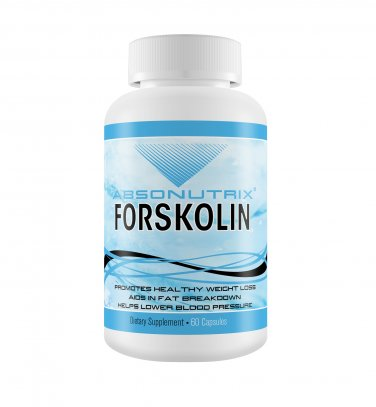 Absonutrix Foskolin 20% 800mg 60 caps healthy weightloss helps fatburn slim fast