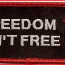 Freedom Isn't Free Patch
