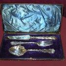 Sterling Silver Completer Set. Lee  Wigfull