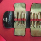 Antique Dental Instruments with Case Germany
