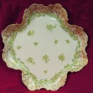 CF Haviland, Platter, 1891 Floral