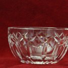 Waterford Crystal Bowl Vintage Clear Diamond Cut Lismore Pattern