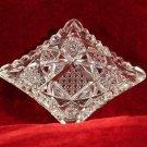ABP Newark Dish Diamond  Whist Pattern Hobstar