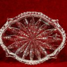 Vintage Waterford Crystal Dresser Tray Oval