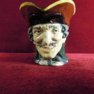 Large Royal Doulton Toby Character Mug Dick Turpin  6.5 Tall