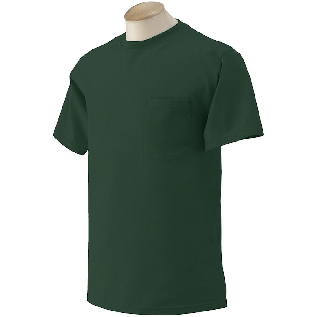 10 gildan big tall mens pocket t shirts bulk wholesale to