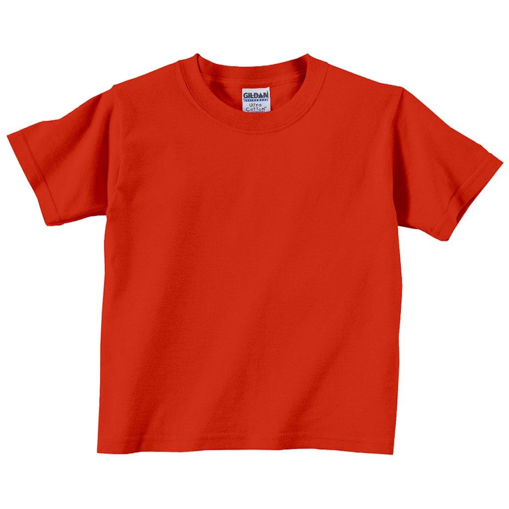 10 GILDAN TODDLER T-SHIRTS Bulk Wholesale To Public Choose colors sizes 2T 3T 4T #2000P