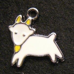 Capricorn Pendant (Yellow)