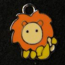 Leo Pendant (Orange/Yellow)