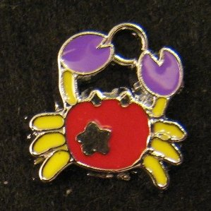 Cancer Pendant (Red)