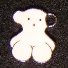 Bear Pendant (White)